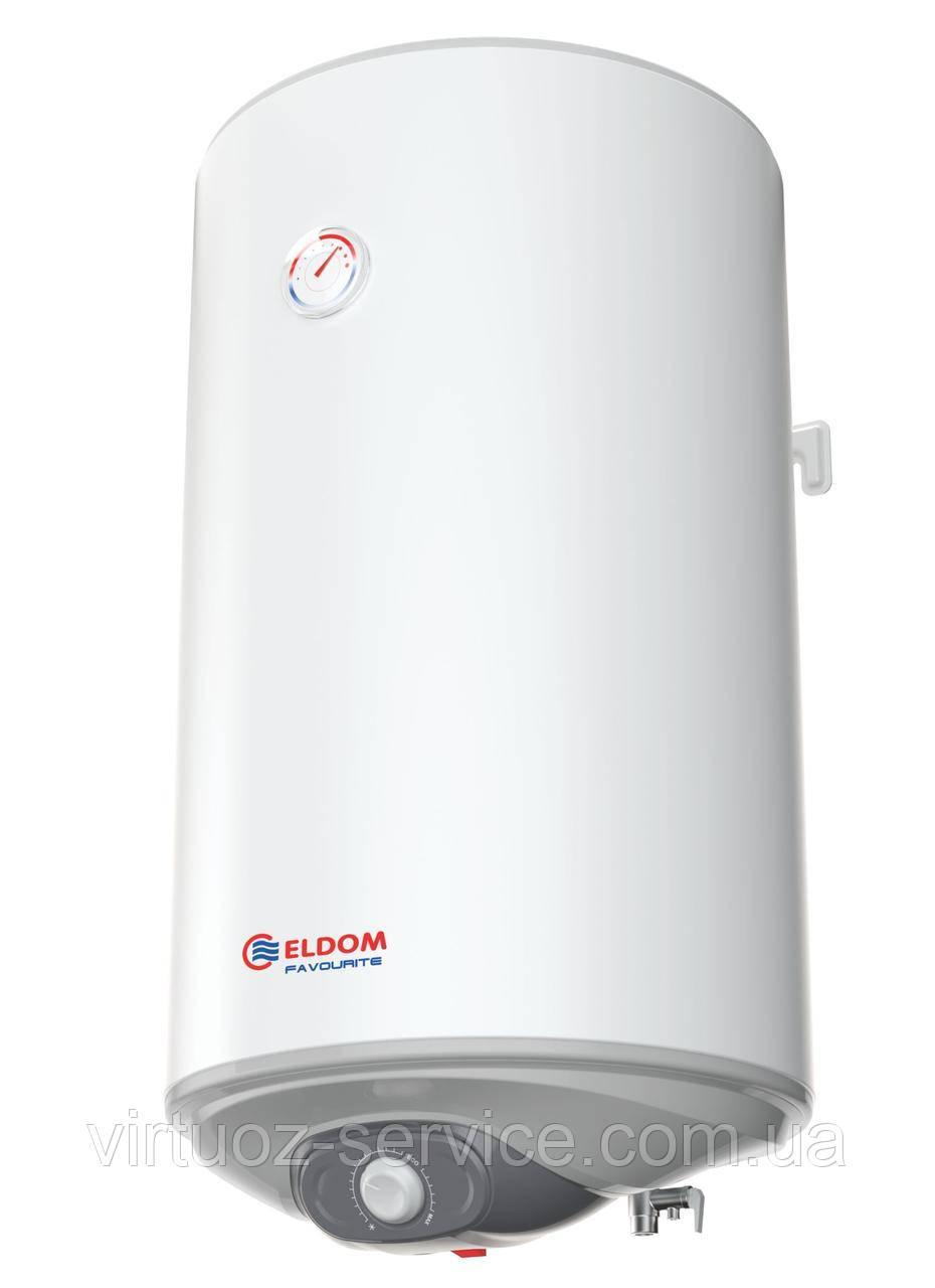 Бойлер электрический Eldom Favourite 100 WV10046 (объем 100 л)