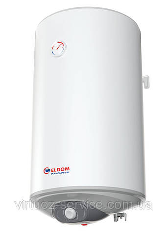 Бойлер электрический Eldom Favourite 100 WV10046 (объем 100 л), фото 2