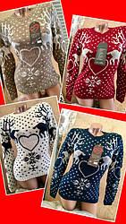 Женский вязаный свитер от 20 шт пр-во Турция