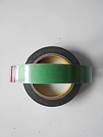 Лента двусторонняя 9508 черная, 0.8 мм,  на вспененной полиэтиленовой основе, (5 метров)