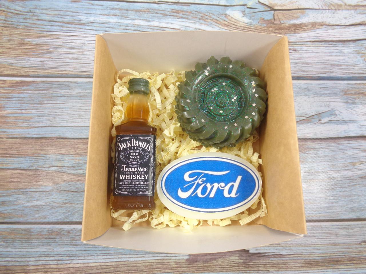 """Подарочный набор мыла """"Ford"""" №2"""