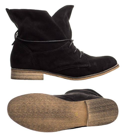 Жіночі черевики Anna Field 40 Black, фото 2