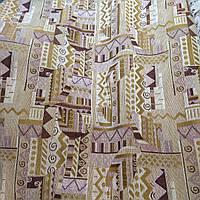 Мебельная ткань Гобелен для обшивки мягкой мебели сублимация 2037