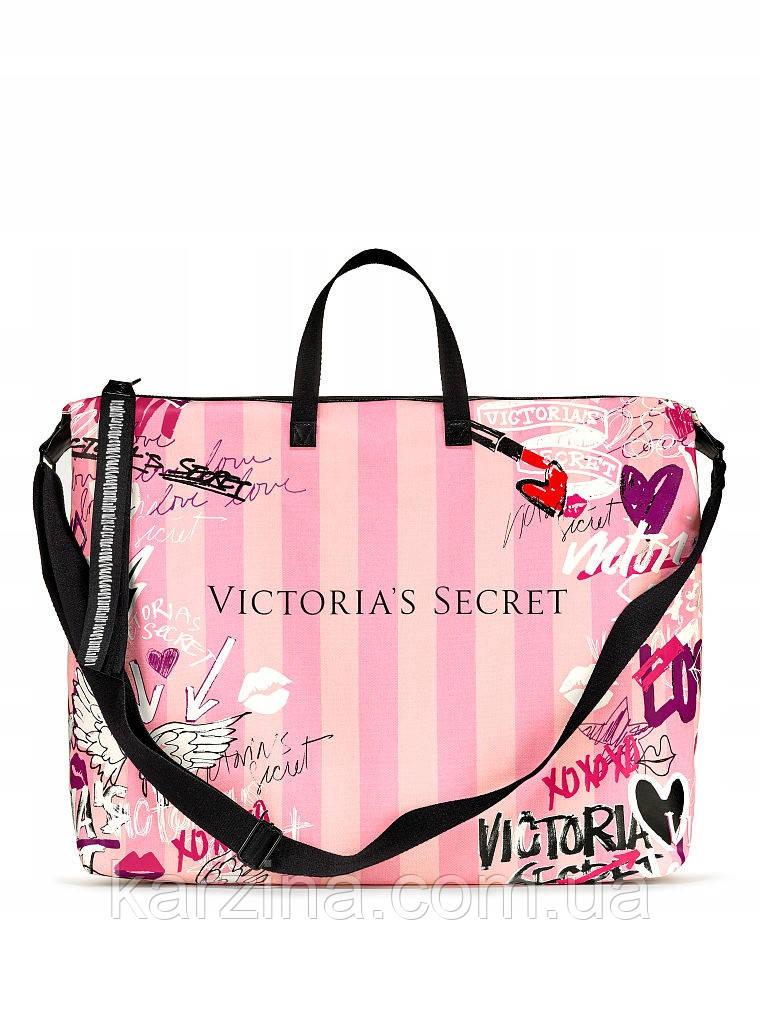 4d3ced6aa1ee Дорожная сумка Victoria's Secret , цена 725 грн., купить в Одессе ...