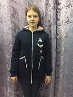 Подростковая пайта на меху для девочки