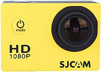 Экшн-камера SJCAM SJ4000 Yellow, фото 1
