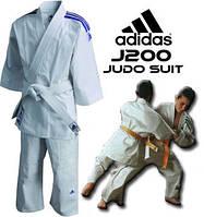 Кимоно для дзюдо, Adidas J500 Training 170cm, фото 1