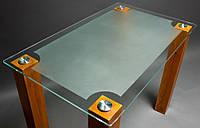 """Стол стеклянный """"СК-1"""" стол для гостинной или кухни"""