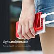 Внешний аккумулятор Power bank BASEUS 10000 mAh Quick Charge 3.0 с ЖК дисплеем White, фото 6