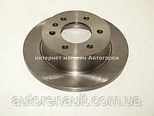 Тормозной диск задний на Фольксваген Крафтер 28-46 2006-> ABE (Польша) C4M035ABE