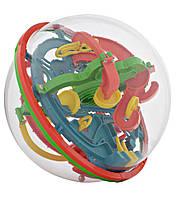 Головоломка Шар-лабиринт Перплексус классический 100 шагов, Ø 20 см Kronos Toys (krut_0904)
