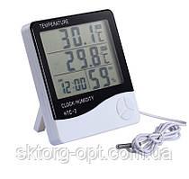 Термометр-гігрометр цифровий HTC-2