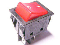 Кнопка питания сварочного аппарата 16А (4 контакта)