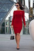 Вязаное платье Ксюша, фото 1
