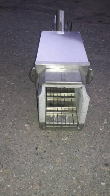 Горелка 100 кВт- вид с фронта