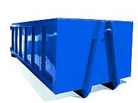 Роликовый контейнер 15 м.куб