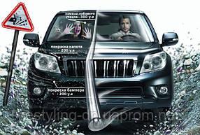 Антигравийная защита кузова авто