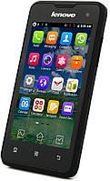 Смартфон ORIGINAL Lenovo A396 (0.25Gb+0.5Gb)Spreadtrum SC8830A Quad Core Android 2.3.5 (Black)