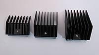 Набор насадок для машинки для стрижки AK-900 ( 3 шт.)