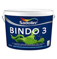 Краска для стен и потолков Sadolin Bindo 3 5л (Садолин Биндо)
