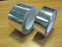 Скотч алюминиевый 30 мкм  50мм*40м