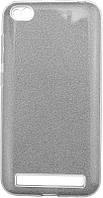 Чехол-накладка TOTO TPU Case Rose series 3 IN 1 Xiaomi Redmi 5A Silver, фото 1