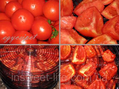 Сушенные помидоры кубиками1кг/упаковка