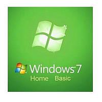 Microsoft Windows 7 SP1 Home Basic 32-bit Russian OEM, лицензия