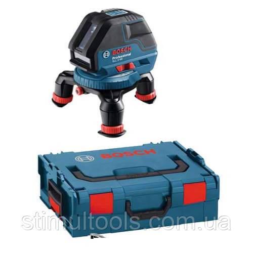Нивелир лазерный Bosch GLL 3-50 + L-BOXX