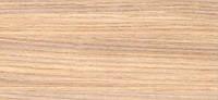 Плинтус МДФ Зебрано песочный, высота 82мм