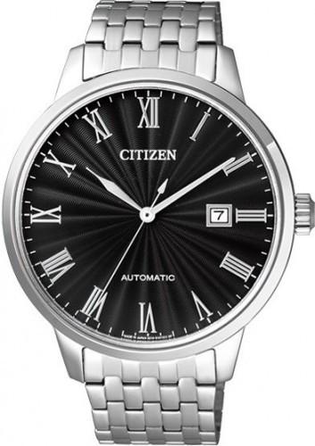 Мужские часы Citizen Luxury Mechanical Sapphire NJ0080-50E