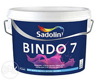 Краска для стен и потолков Sadolin Bindo 7 20л (Садолин Биндо 7)