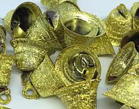 Колокольчик  дзвіночок 16мм золото