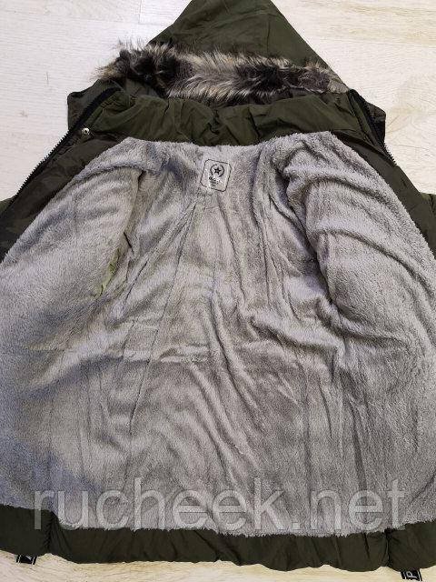 Куртка на меху для мальчика, рост 134 - 146, TM Glo-story BMA-7591 6