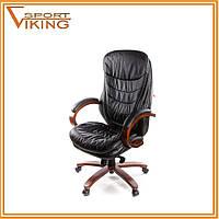 Кресло АКЛАС Валенсия Soft EX MB Черное, фото 1
