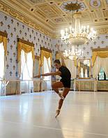 Сценический танцевальный линолеум Grabo (Венгрия)