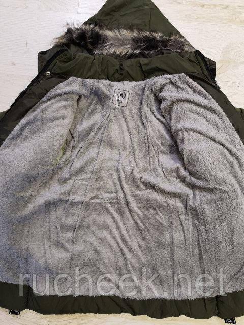 куртка на меху  для мальчика днепр