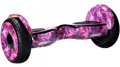 Гироборд Smart Balance SUV 10,5 колеса.Фиолетовый космос. С автобалансом и приложением тао тао