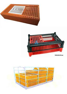 Ящики для перевезення живої птиці