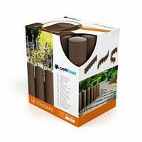 Огородная палисада Целфаст Cellfast 4 STANDARD 2.30м коричневая