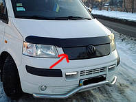 Зимняя заглушка на решетку радиатора Volkswagen T-5 2003-2010 г.в.