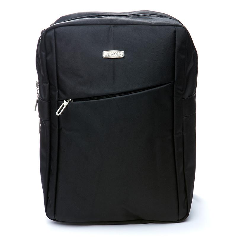 Рюкзак мужской городской BST 430002 39х29х12 см. черный