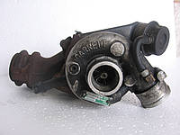 Турбина Garret 028145701E б/у на VW Transporter IV 1,9 TD