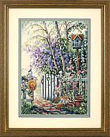 Набор для вышивки крестом Dimensions 35144 «Врата влюбленных»