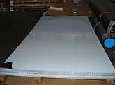 Нержавеющий лист AISI 409 1,0 х 1000 х 2000 BA+ПЕ, фото 2