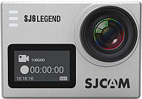Экшн-камера SJCAM SJ6 LEGEND Silver, фото 1