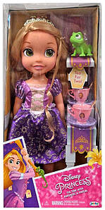 """Принцесса Рапунцель и Паскаль """"Время чаепития"""" - Rapunzel, Princess, Pascal, Disney, JAKKS Pacific"""