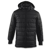 Куртка зимняя мужская Joma Coat Nylon Royal 100659.100 Черный