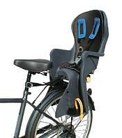 Детское велокресло заднее Tilly BT-BTS-0004 до 22 кг веса ребенка