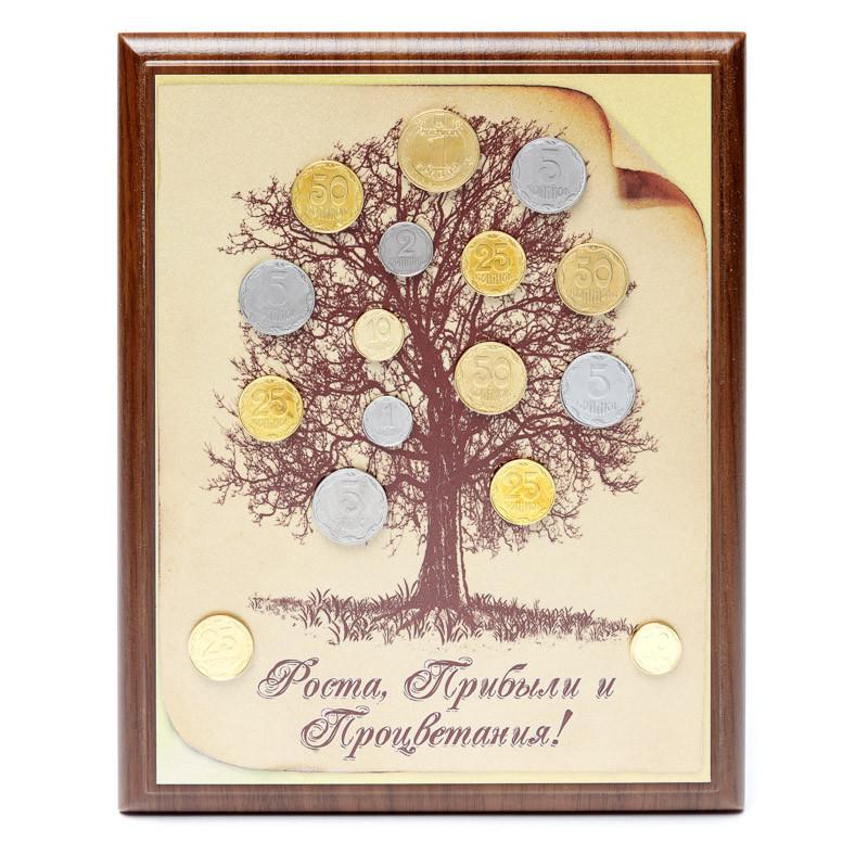 Стихи поздравления о подарке денежное дерево
